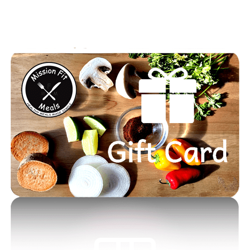 Mission Fit Gift Card
